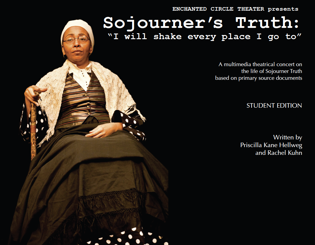 thesis statement on sojourner truth