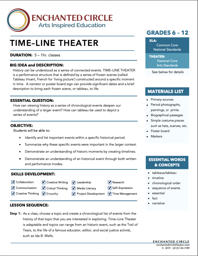 Time-Line Theater